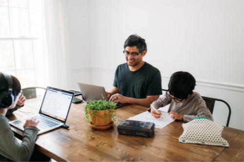Make Hybrid Work Environments Secure
